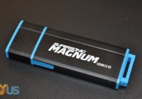 Patriot Memory Supersonic Magnum USB 3.0 Flash Drive with 200MBs Read Speed