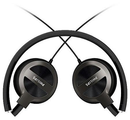 Philips FloatingCushion Headphones