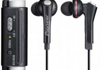 Pioneer SE-NC31C-K Noise-Cancelling In-ear Headphones