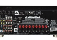 Pioneer VSX-1021 7.1-channel Home Theater Receiver with AirPlay back