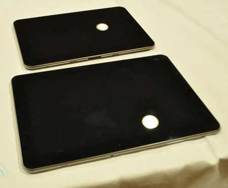 Samsung Galaxy Tab 8.9 and Galaxy Tab 10.1 Ultra Slim Tablets 2