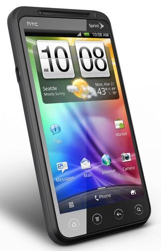 Sprint HTC EVO 3D 4G Smartphone with QHD 3D Display