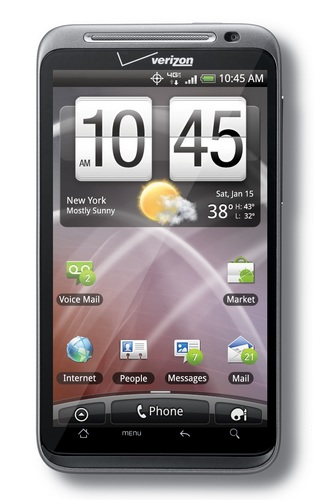 Verizon HTC Thunderbolt LTE 4G Android Smartphone