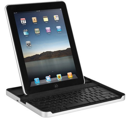 ZAGG ZAGGmate Keyboard Case for iPad 2 portrait