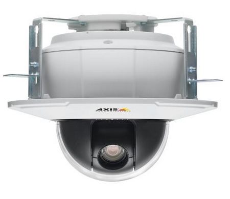 Axis P5512 12x Zoom PTZ Dome Network Camera