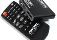 Crystal Acoustics PicoHD5.1 HD Media Player looks more like a card reader