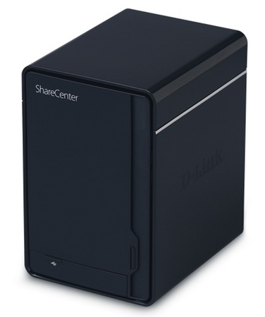 D-Link ShareCenter DNS-320 2-Bay Network Storage Device