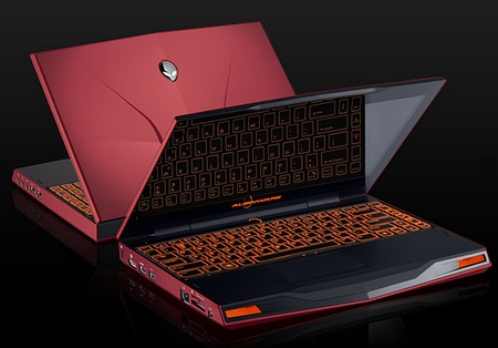 Dell Alienware M11x Gaming Notebook 3