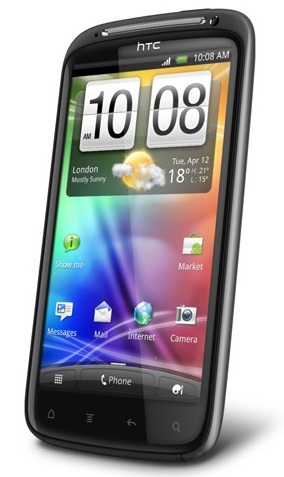 HTC Sensation Dual-Core Android Smartphone 1