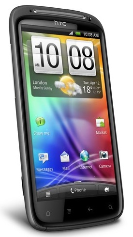 HTC Sensation Dual-Core Android Smartphone 2
