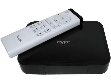 Kogan Agora Internet TV Portal HD Media Player runs Android