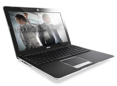 MSI X-Slim X370 AMD Fusion Notebook 2