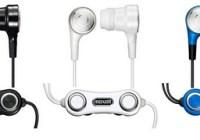 Maxell VIBRABONE HP-VBC40 bone-conduction in-ear headphones