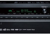 Onkyo HT-RC370 and HT-RC360 AV Receivers