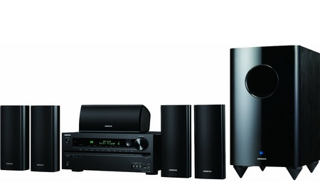Onkyo HT-S7400 5.1-Channel Home Theater System