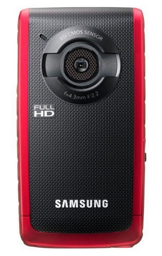 Samsung W200 Multi-proof Pocket Full HD Camcorder