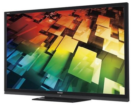 Sharp AQUOS Quattron LED LC-70LE732U 70-inch LED LCD HDTV