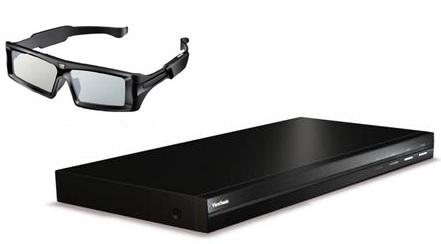 ViewSonic VPD31 3D Processor