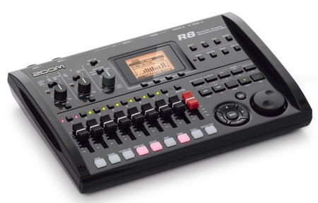 ZOOM R8 - the Total Music Production Solution 1