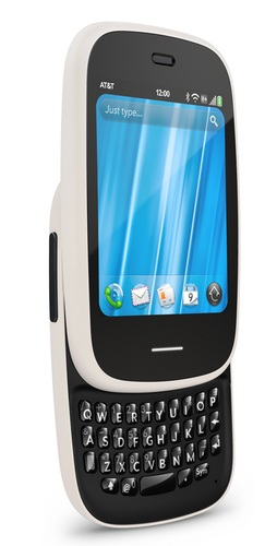 AT&T HP Veer 4G Smartphone white