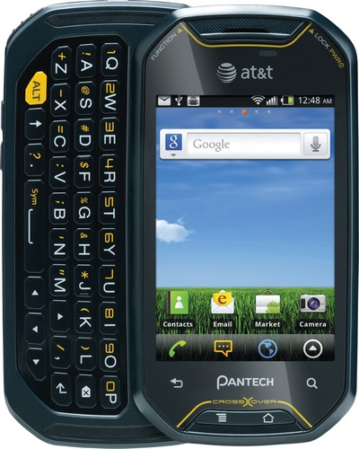 AT&T Pantech Crossover QWERTY Android Phone 2