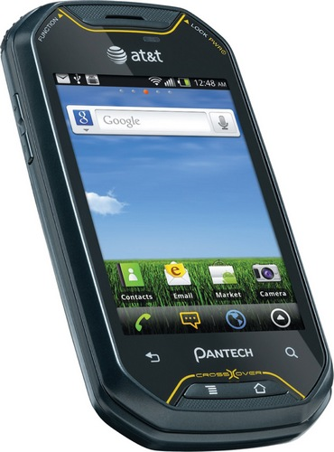 AT&T Pantech Crossover QWERTY Android Phone