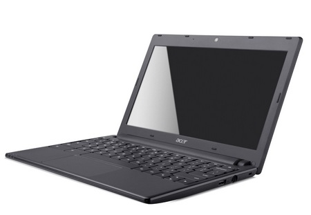 Acer Chromebook with Atom 4