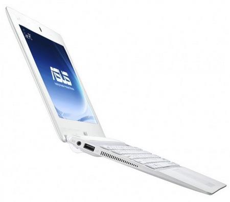 Asus Eee PC X101 Netbook runs MeeGo OS