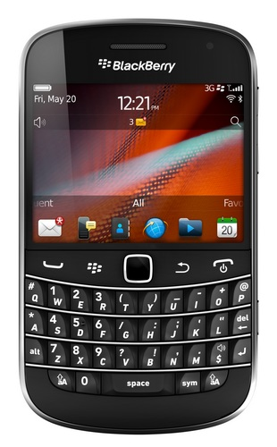 BlackBerry Bold 9900 and 9930 Smartphone 2