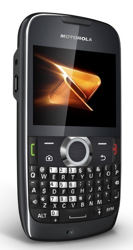 Boost Mobile Motorola Theory qwerty phone