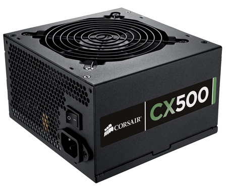 Corsair Builder Series CX500 V2 power supply unit