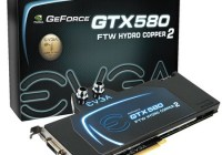 EVGA GeForce GTX580 Hydro Copper 2 Watercooled Graphics Card