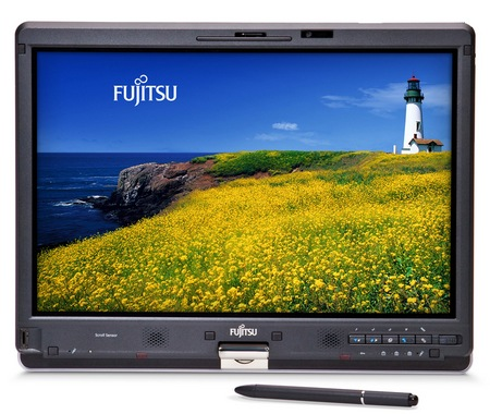Fujitsu Lifebook T901 Sandy Bridge Tablet PC 1