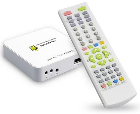 Geniatech Android TV Nano Multi-functional TV Tuner Box