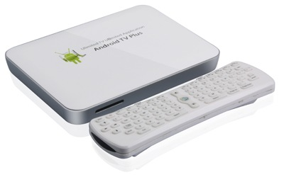 Geniatech Android TV Plus Multi-functional TV Tuner Box