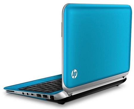 HP Mini 210 Netbook gets Redesigned 3