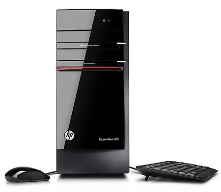 HP Pavilion HPE h8 Series Desktop PC