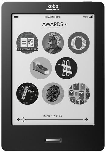 Kobo eReader Touch Edition E-book Reader black