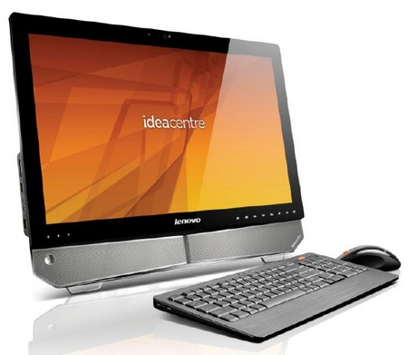 Lenovo IdeaCentre B520 All-in-one PC with NVIDIA 3D Vision