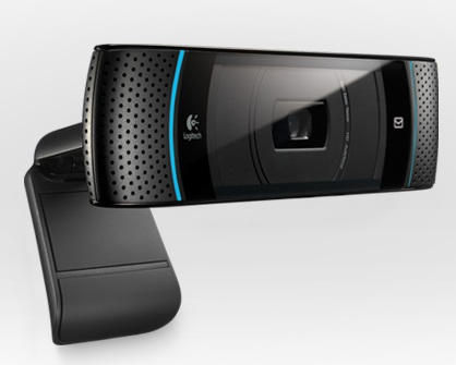 Logitech TV Cam for Skype Designed for Panasonic VIERA HDTVs