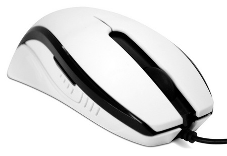 NZXT Avatar S Gaming Mouse white 1