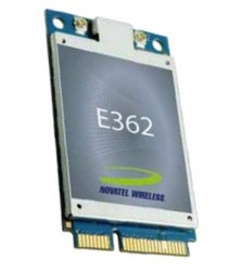 Novatel Wireless Expedite E362 4G LTE Embedded Module