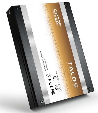 OCZ Talos Series SAS SSDs for Enterprise Applications