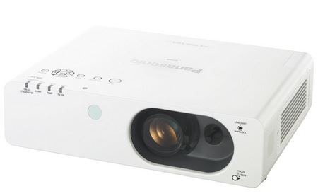 Panasonic PT-FW430 and PT-FX400U LCD Projectors angle