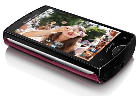 Sony Ericsson Xperia mini Android Smartphone