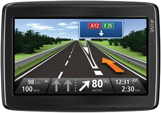 TomTom GO Live 820 and 825 GPS Devices for Europe 1