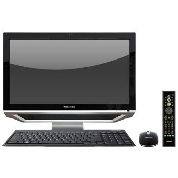 Toshiba DX1210 All-in-one PC