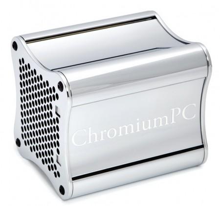 Xi3 ChromiumPC Modular Computer runs Google Chrome OS 1