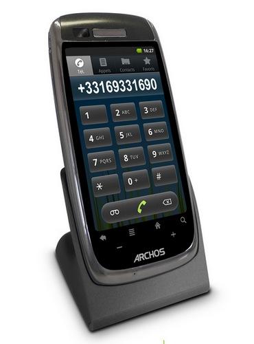 Archos 35 Home Connect Web Device 1