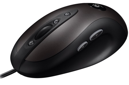 Logitech Optical Gaming Mouse G400 with 3600dpi Optical Engine